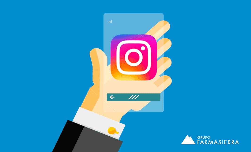 Farmasierra presente en Instagram