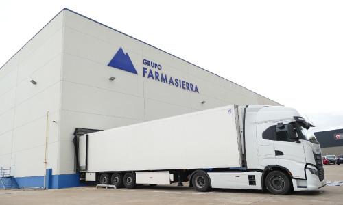 camión farmasierra